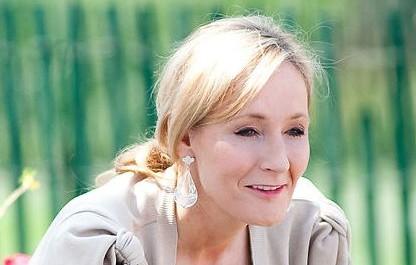 FOTO: J. K. Rowlingová