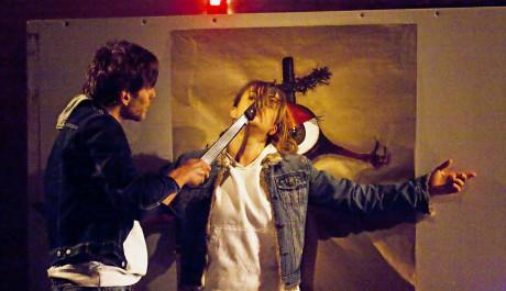 FOTO: Manson inscenátorů DOT504