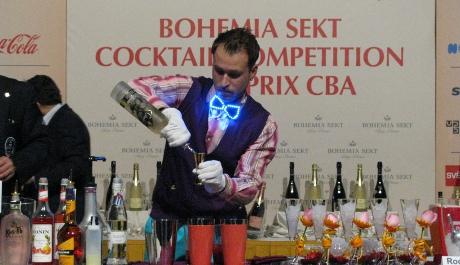 FOTO: Bohemia Sekt Coctail Competition