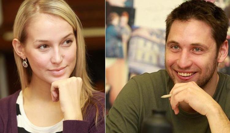 FOTO: Martin Písařík a Petra Vraspírová
