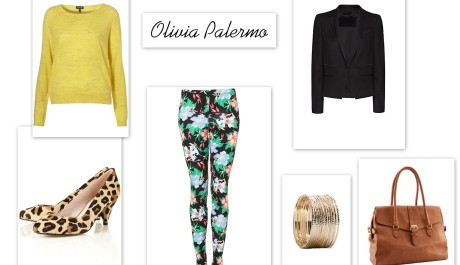 FOTO: Outfit Olivie Palermo