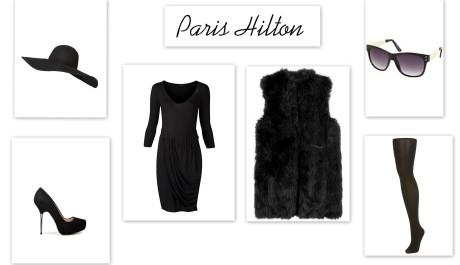 FOTO: Outfit Paris Hilton