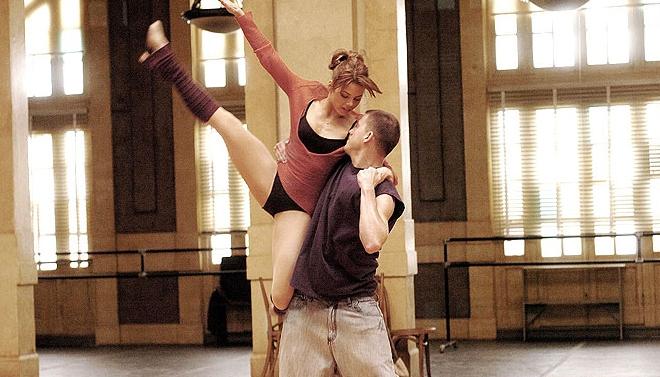 FOTO: Channing Tatum a jeho žena ve filmu Let's Dance