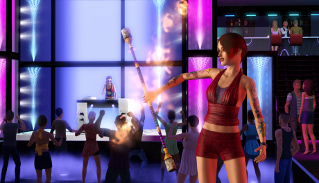 The Sims 3 Showtime Trik