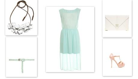 FOTO: pastelové šaty s průhlednou sukní jsou IN