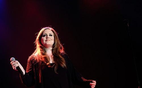 Adele si na nouzi stěžovat nemůže. Zdroj: adele.tv
