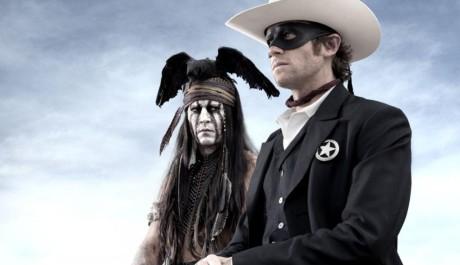 FOTO: Film Lone Ranger