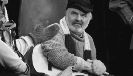 FOTO: Zdeněk Svěrák je herec a spoluautor her Divadla Járy Cimrmana
