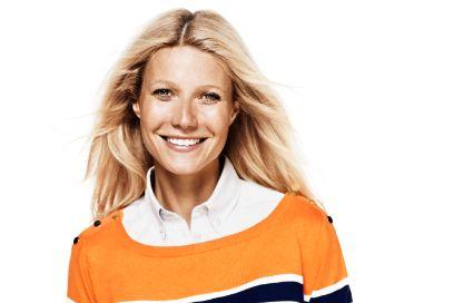 FOTO: Gwyneth Paltrow pro Lindex (2012)