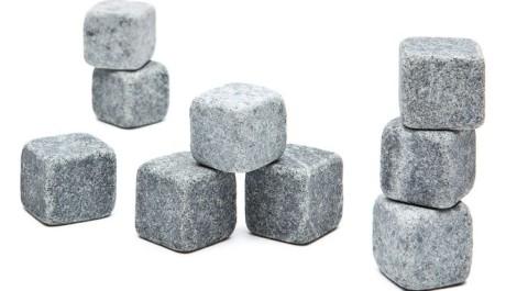 FOTO: Kamenné ledové kostky
