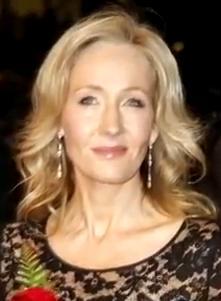 FOTO: J. K. Rowlingová pracuje na nové knize