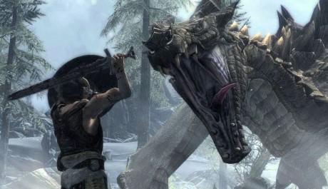 SCREENSHOT: The Elder Scrolls V: Skyrim