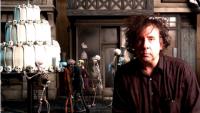 FOTO: Tim Burton a loutky z Mrtvé nevěsty