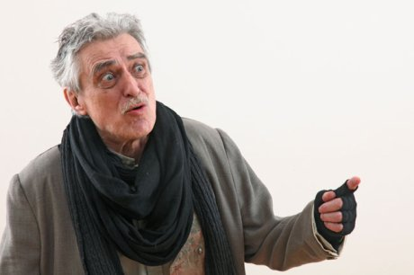 FOTO: Pavel Pavlovský jako lakomý Harpagon, kampaň Klasika v DJKT (2012)