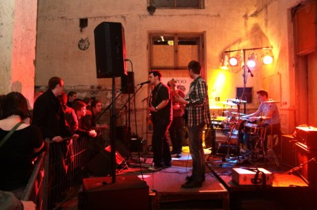 FOTO: Studentský festival BOMBAfest (koncert)