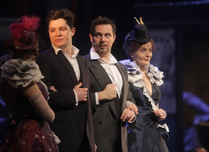 FOTO: Hello, Dolly! v Divadle Hybernia