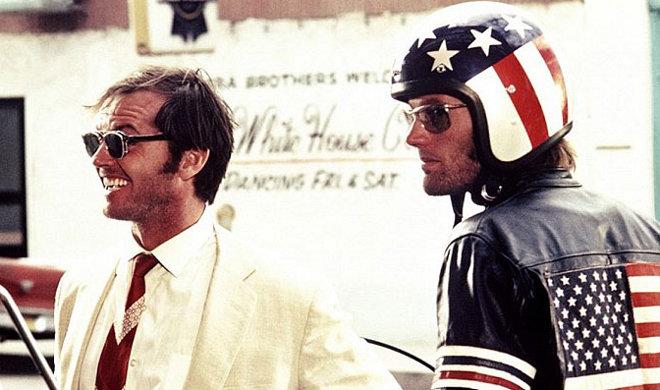 FOTO: Jack Nicholson ve filmu Bezstarostná jízda
