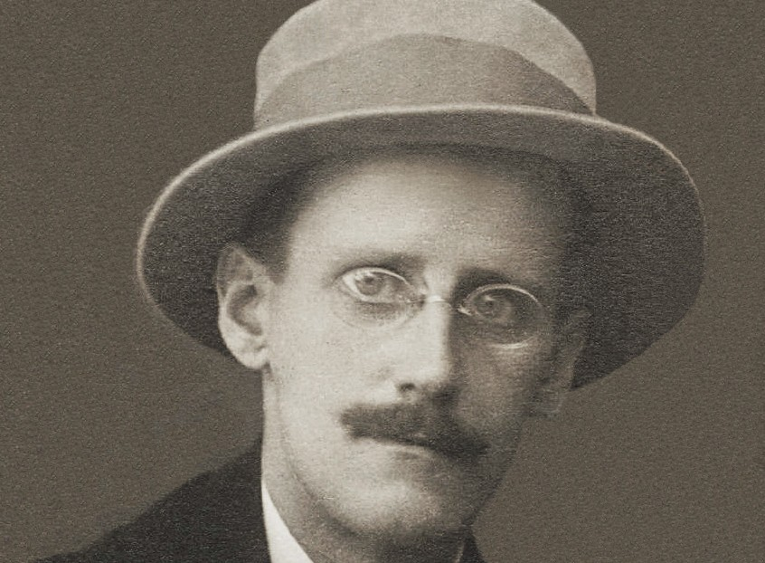 FOTO: James Joyce