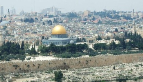 FOTO: Jeruzalém