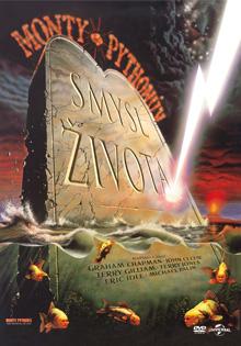FOTO: Monty Pythonův smysl života - přebal DVD