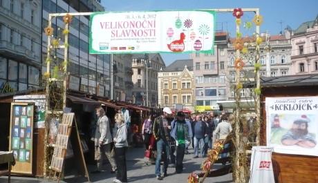 FOTO: Velikonoce v Brně
