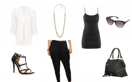FOTO: Outfit inspirovaný Rachel Zoe