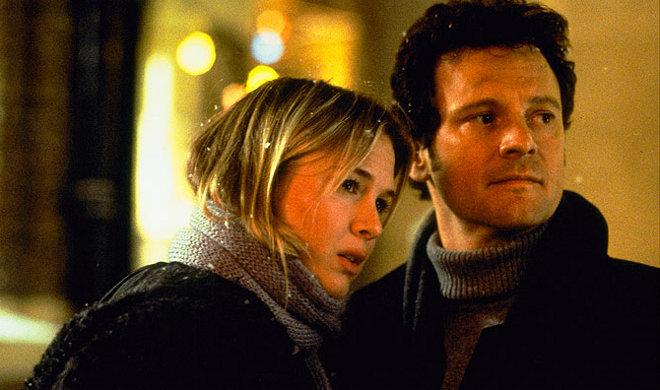 FOTO: Renée Zellweger a Colin Firth ve filmu Deník Bridget Jones