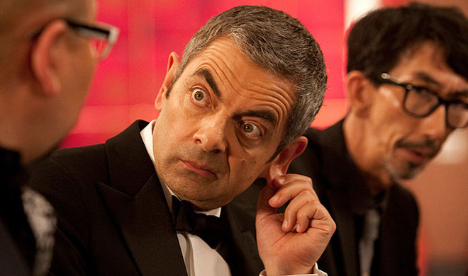 FOTO: Rowan Atkinson ve filmu Johnny English