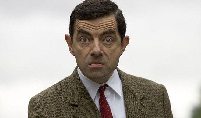 FOTO: Rowan Atkinson ve filmu Prázdniny pana Beana