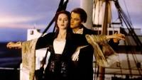 FOTO: Památná scéna ve filmu Titanic