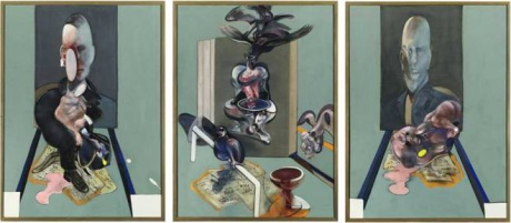 OBR: Francis Bacon, Triptych, 1976