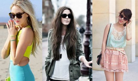 FOTO: Módní blogerky, Lookbook.nu