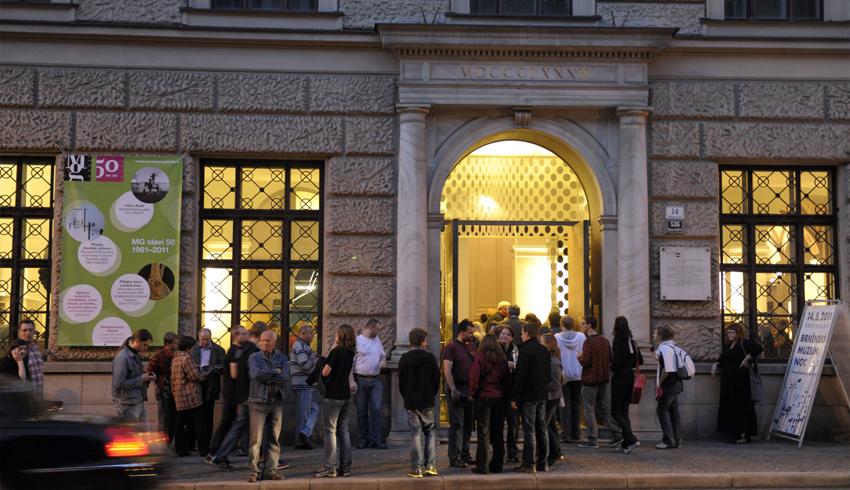 FOTO: Brnenska muzejni noc