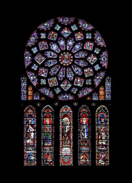 Chartres, Zdroj: Pixabay.com