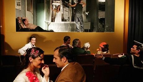 FOTO: Latinskoamerický dramamix Kino Utopie