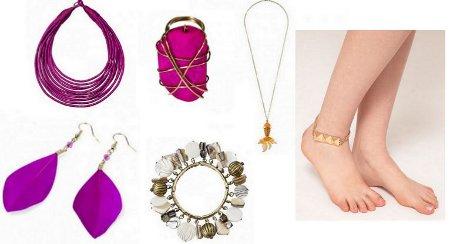 Módní doplňky a šperky - léto 2012