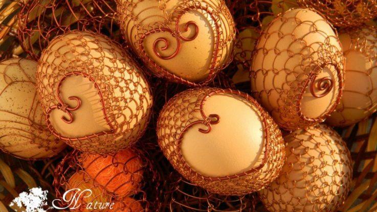 FOTO: kraslice, velikonoční koledy, velikonoční říkanky