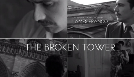 FOTO: James Franco ve filmu The Broken Tower
