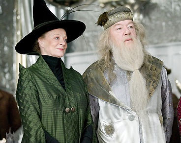 FOTO: Maggie Smith Michael Gambon