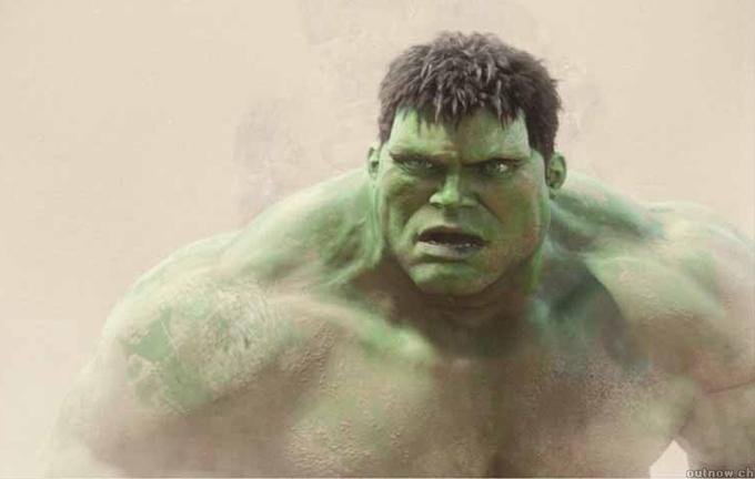FOTO: Hulk