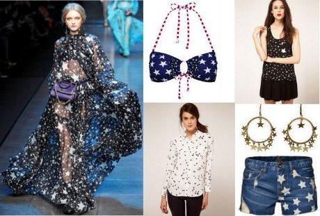 FOTO: Dolce & Gabbana a variace na hvězdy