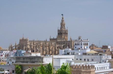 Katedrála Sevilla, Zdroj: pixabay.com
