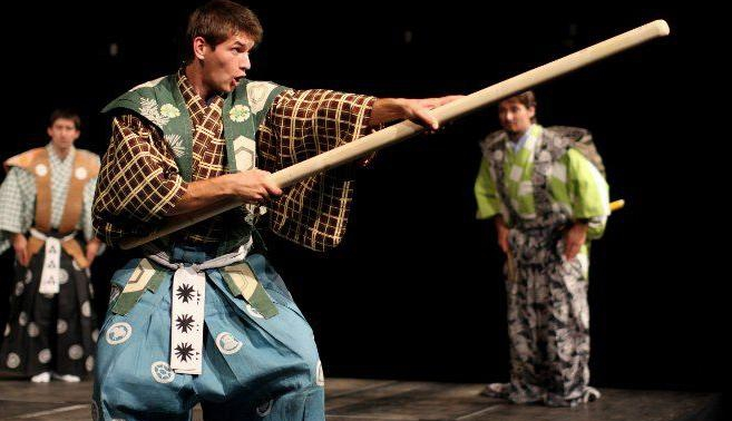 FOTO: Malé divadlo kjógenu