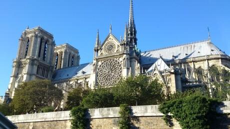 Notre Dame, Zdroj: pixabay.com
