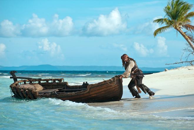 FOTO: Pirati z Karibiku