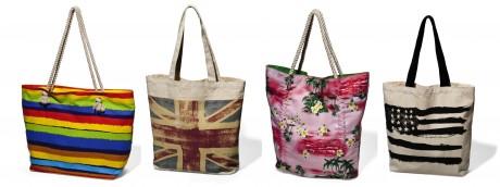 FOTO: Plátěné tašky