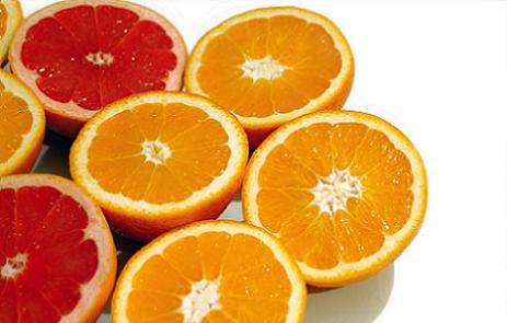 FOTO: Pomeranče