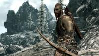 OBR.: Lesní elf ze Skyrim