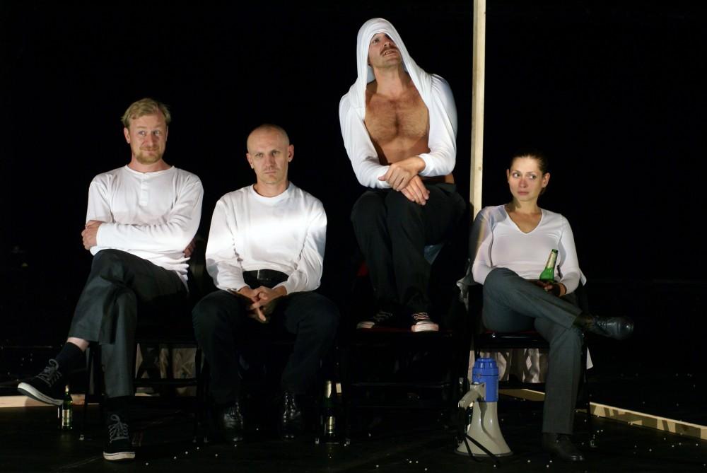 Spílání publiku 2010