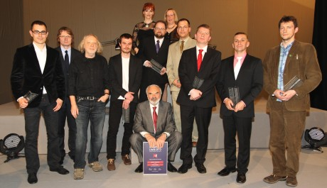 FOTO: Vítězové Magnesie Litery 2012